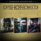 DISHONORED-COMPLETE-COLLECTION-Logo