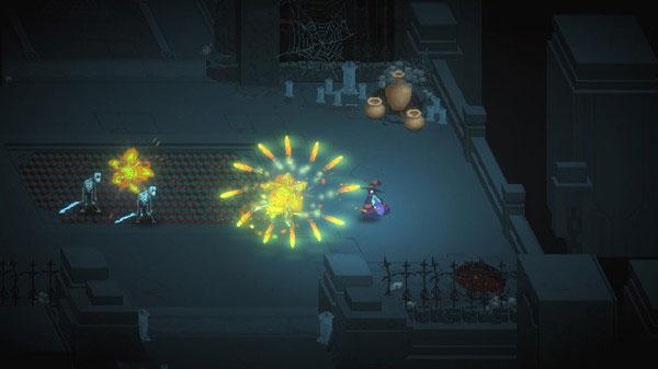 دانلود بازی اکشن مهاجم تاریک Dark Raider نسخه GoldBerg 5