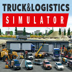 Truck-and-Logistics-Simulator-Logo