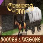 Crossroads-Inn-Hooves-Wagons-Logo