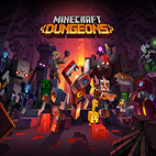 دانلود بازی ماجرایی Minecraft Dungeons v1.2.1.0 - TEMPW00F