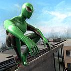 Rope Frog Ninja Hero