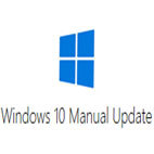 Windows-10-Manual-Update-Logo