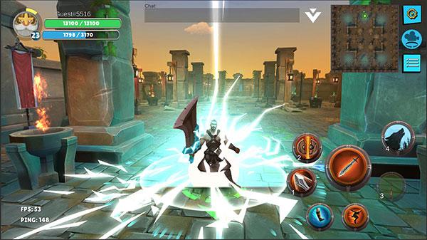 Knights Life: Hero Defense