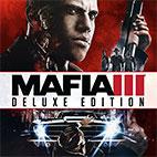 Mafia III deluxe edition logo