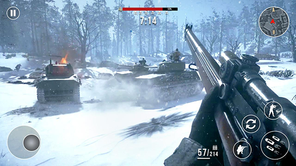 Call of Sniper Cold War