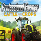 Professional-Farmer-Cattle-and-Crops-Logo