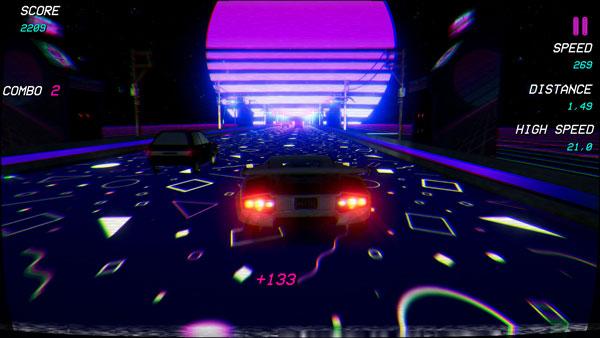 دانلود بازی Retrowave