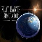 Flat Earth Simulator-logo