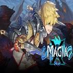 Magia X.logo