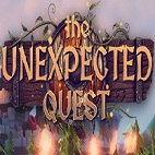 The Unexpected Quest.logo