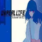 UNREAL LIFE.logo