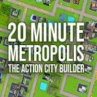 20 Minute Metropolis - The Action City Builder-logo