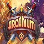 ARCANIUM Rise of Akhan.logo