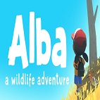 Alba A Wildlife Adventure -logo