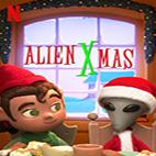 Alien Xmas 2020-logo