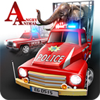 Angry Animals Police Transport