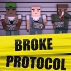 BROKE PROTOCOL Online City RPG.logo