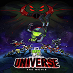 Ben 10 vs the Universe: The Movie 2020-logo