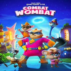 Combat Wombat 2020 -logo