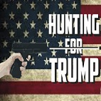 Hunting For Trump.logo