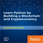 فیلم آموزشی Learn Python by Building a Blockchain & Cryptocurrency