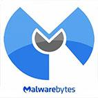 لوگو Malwarebytes