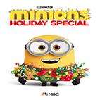 Minions Holiday Special 2020-logo