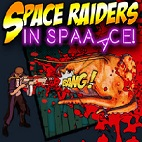 Space Raiders in Space.logo
