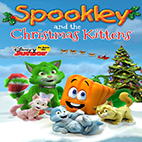 Spookley and the Christmas Kittens 2019-logo