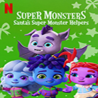 Super Monsters: Santa's Super Monster Helpers 2020-logo