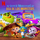 Super Monsters: Dia de los Monsters 2020-logo