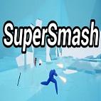 SuperSmash Physics Battle-logo