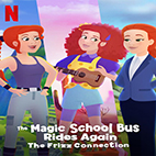 The Magic School Bus Rides Again: The Frizz Connection 2020-logo