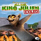 All Hail King Julien-logo
