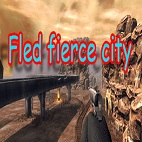 Fled fierce city-logo
