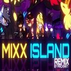 Mixx Island Remix-logo