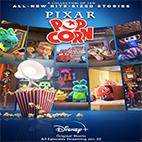 Pixar Popcorn-logo