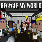 Recycle My World.logo