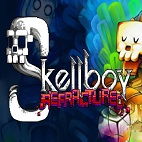 Skellboy Refractured-logo