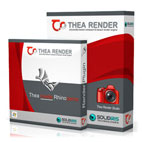دانلود نرم افزار Thea For Rhino