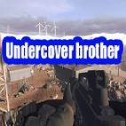 Undercover brother.logo