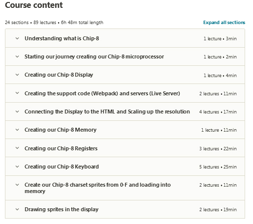 Udemy-Build-a-Chip8-Emulator-in-JavaScript-that-runs-on-a-browser-Screen