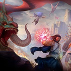 Citadel-Forged-with-Fire-Balarok's-Revenge-The-Spirits-of-Umbrus-Logo