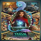 Raya and the Last Dragon 2021-logo