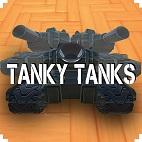 Tanky Tanks-logo