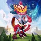 Kaze and the Wild Masks-logo