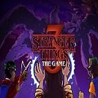 Stranger Things 3 The Game-logo