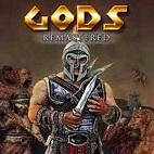 GODS Remastered-logo
