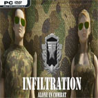 Infiltration Alone in Combat